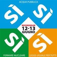 acqua pubblica,no nucleare,energie pulite,democrazia